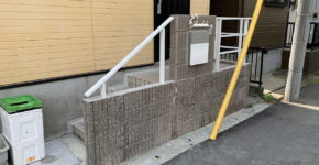 中央区K邸 門回り改修工事